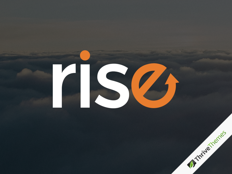 Rise - NGO and Charity Responsive Wordpress Theme