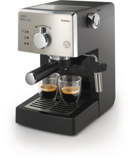 2 choice u2013 philips saeco poemia espresso machine review