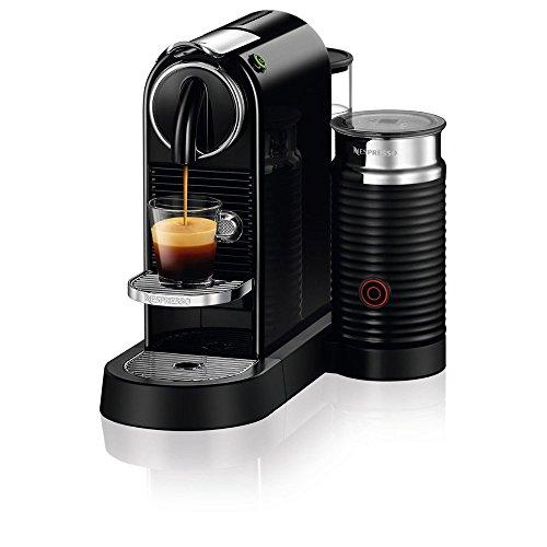 nespresso machine comparison chart