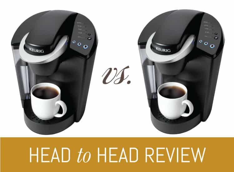 Keurig K40 Vs Keurig K45 What S Best For You