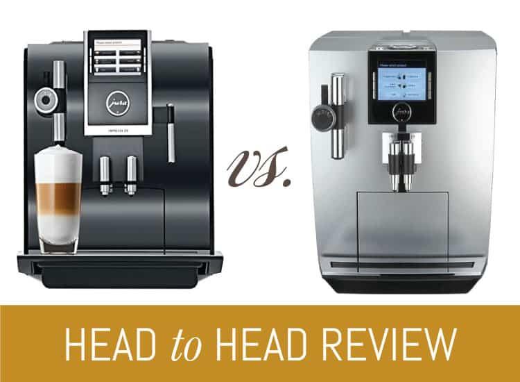 jura impressa z9 vs jura impressa j9 - Jura Coffee Maker