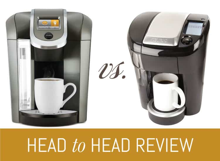 Keurig 20 575 vs Keurig Vue V500 Whats Best for you