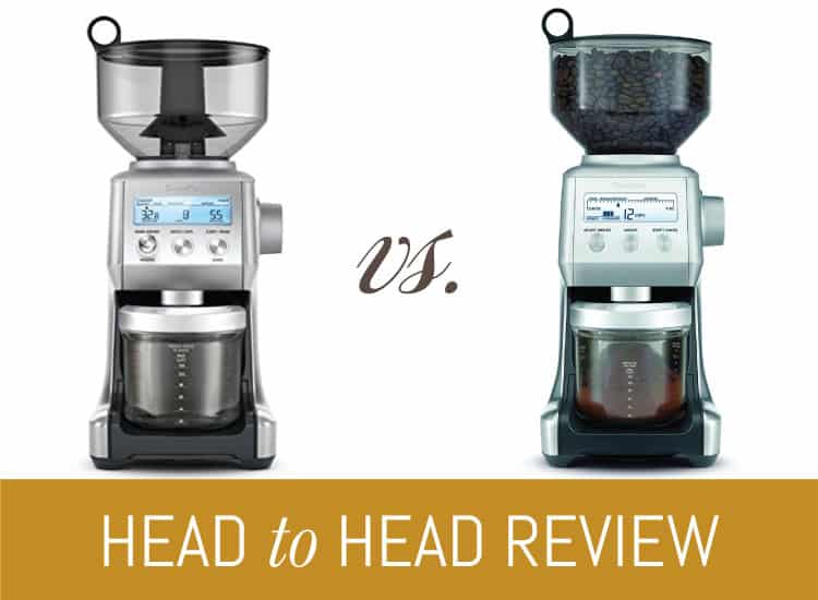 Breville Smart Grinder Bcg800xl Vs Breville Smart