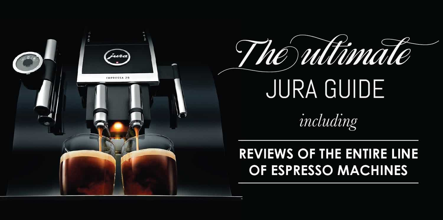 Jura Coffee Machine Reviews