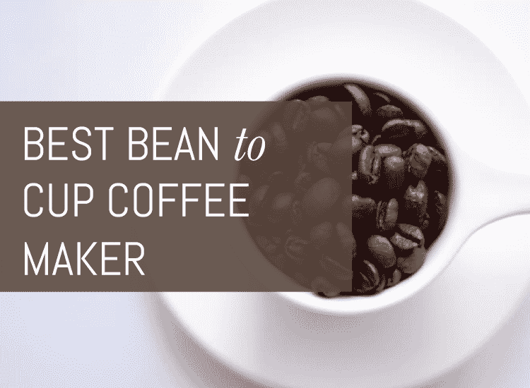 best bean to cup coffee maker