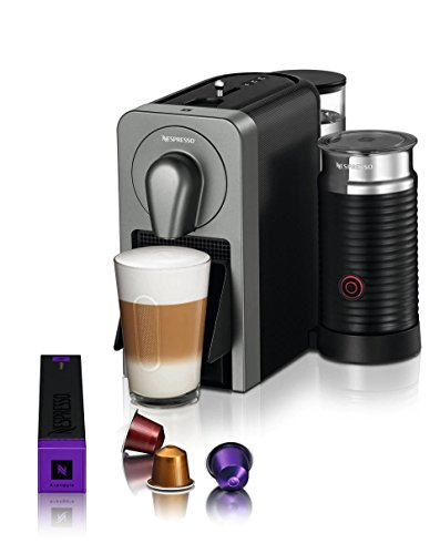 The Prodigio Is Nespresso S First Machine To Be Compatible With Your Smart Phone Yes That A Real Thing We Re Totally Living In Future