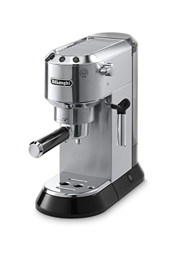 Ec680m Makes Rich Frothy Crema With Flavor That Surpes The Compeion You Will Have No Need To Return Your Local Coffee As This Machine
