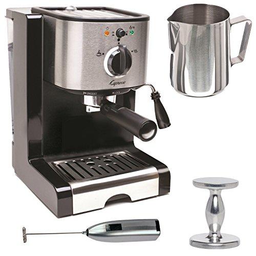 Entry Level Choice Capresso Ec100 Pump Espresso And Cuccino Machine