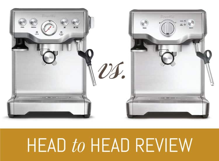 Breville Infuser (BES840XL) vs. Duo-Temp Pro